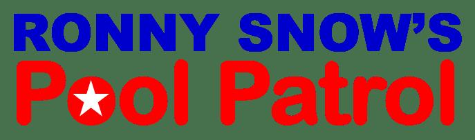 Ronny Snow's Pool Patrol